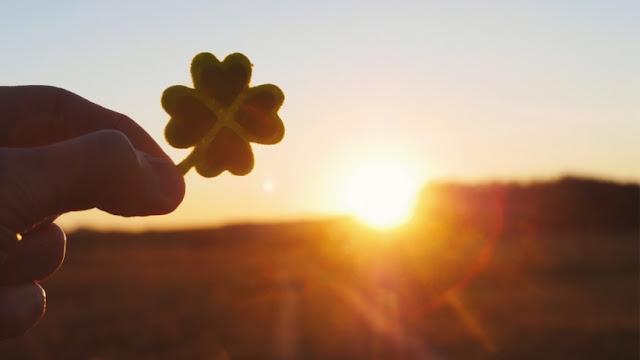 الحظ السعيد