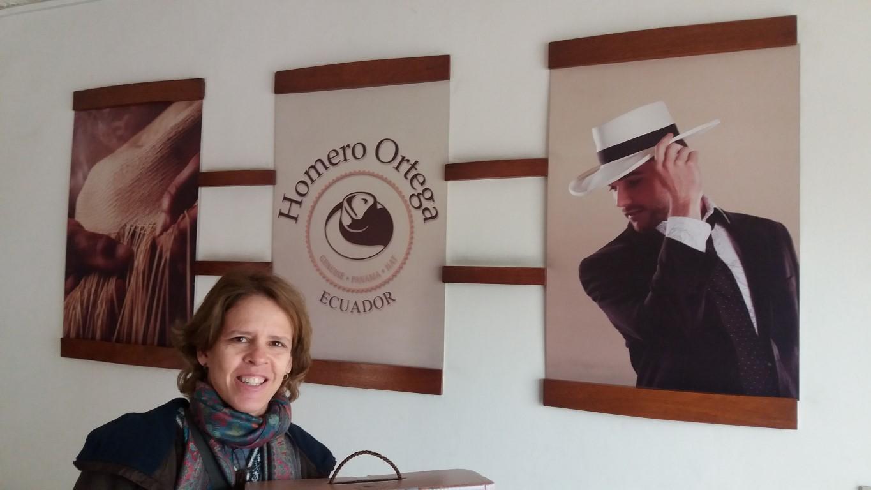 Cuenca é muito mais que o Chapéu Panamá - Correndo o Mundo   Lia Campos a3a43a4989e
