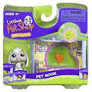 Littlest Pet Shop Pet Nooks Rabbit (#346) Pet