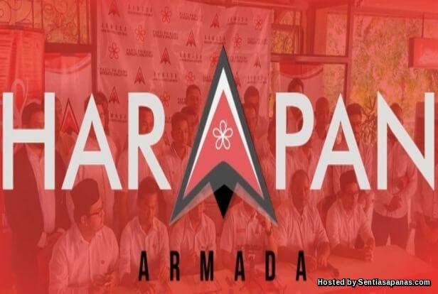 Logo ARMADA BERSATU