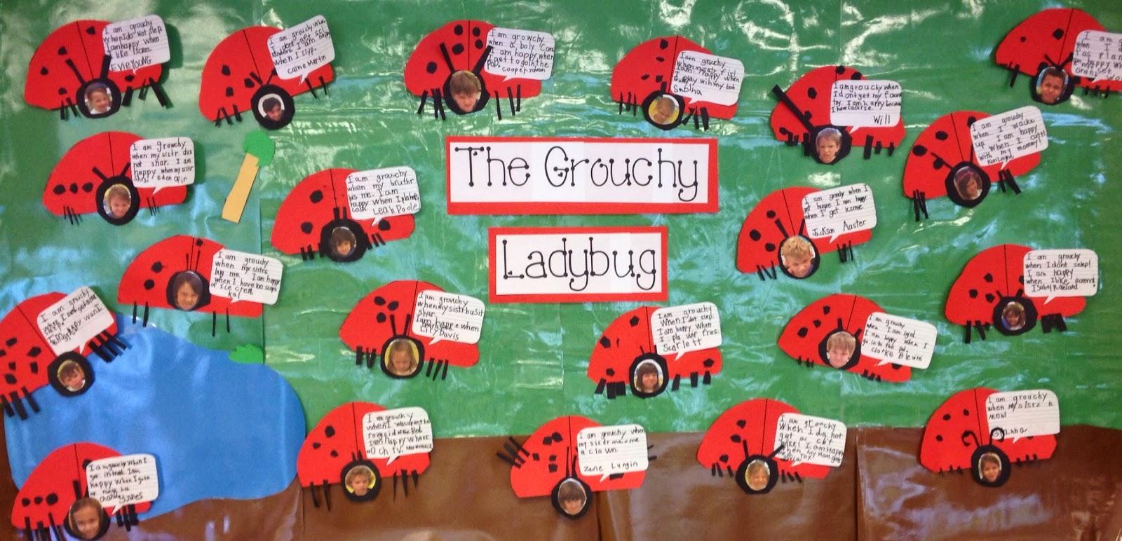 Crayons For Days Loving Ladybugs