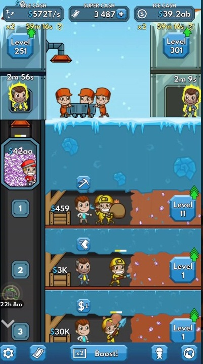 Idle Miner Tycoon (Free Shpping/Unlimited Money) v2.75 Mod ...