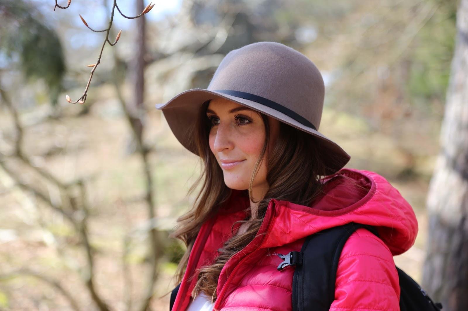 Fashionblogger - Blogger aus Frankfurt Fashionblog - Deutsche Fashionblogger - Outdoor Outfit- Decathlon Jacke