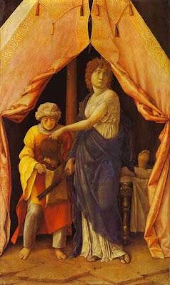 Judith par Andrea-Mantegna