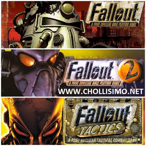 GRATIS FALLOUT collection