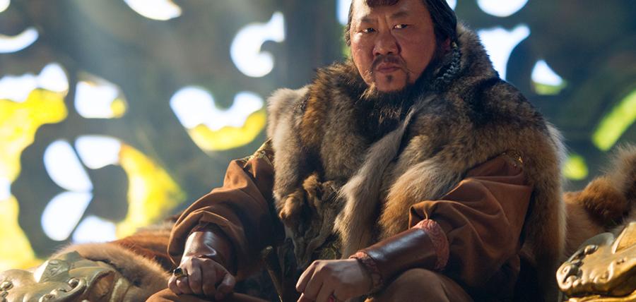Serial Marco Polo: împăratul Kublai Khan