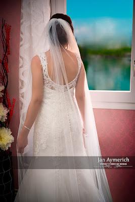 fotos preparación de la novia