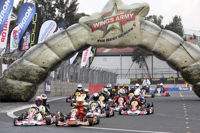 Regresa el Grand Prix International al Autódromo Hermanos Rodríguez