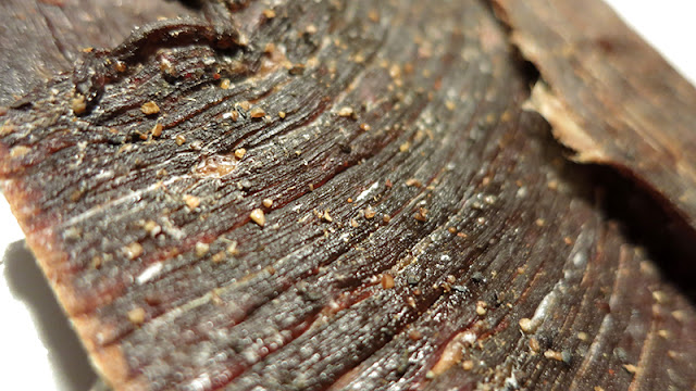 peppered beef jerky