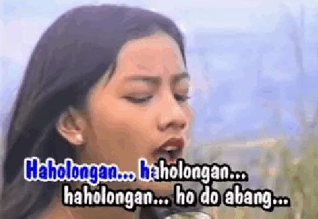Maya Sari Tanjung - Haholongan [lirik & mp3]