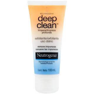 esfoliante neutrogena deep clean
