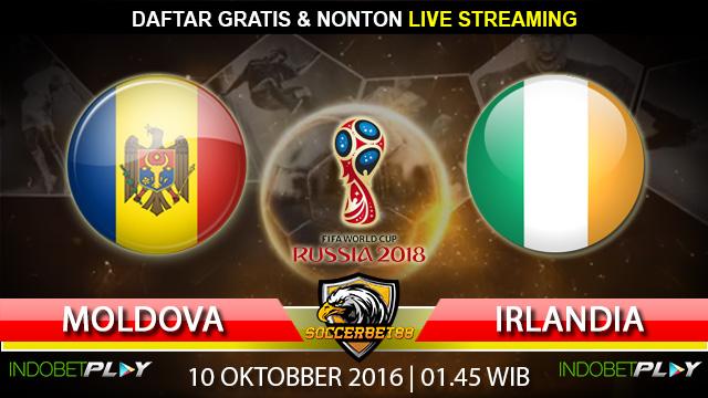 Prediksi Moldova vs Irlandia 10 Oktober 2016 (Piala Dunia 2018)