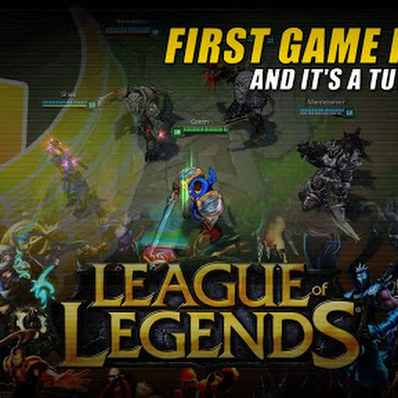 League Of Legends ★ First Game In 2016 And It's A Tutorial ★ Gamer's Log, Game Date 4.4.2016