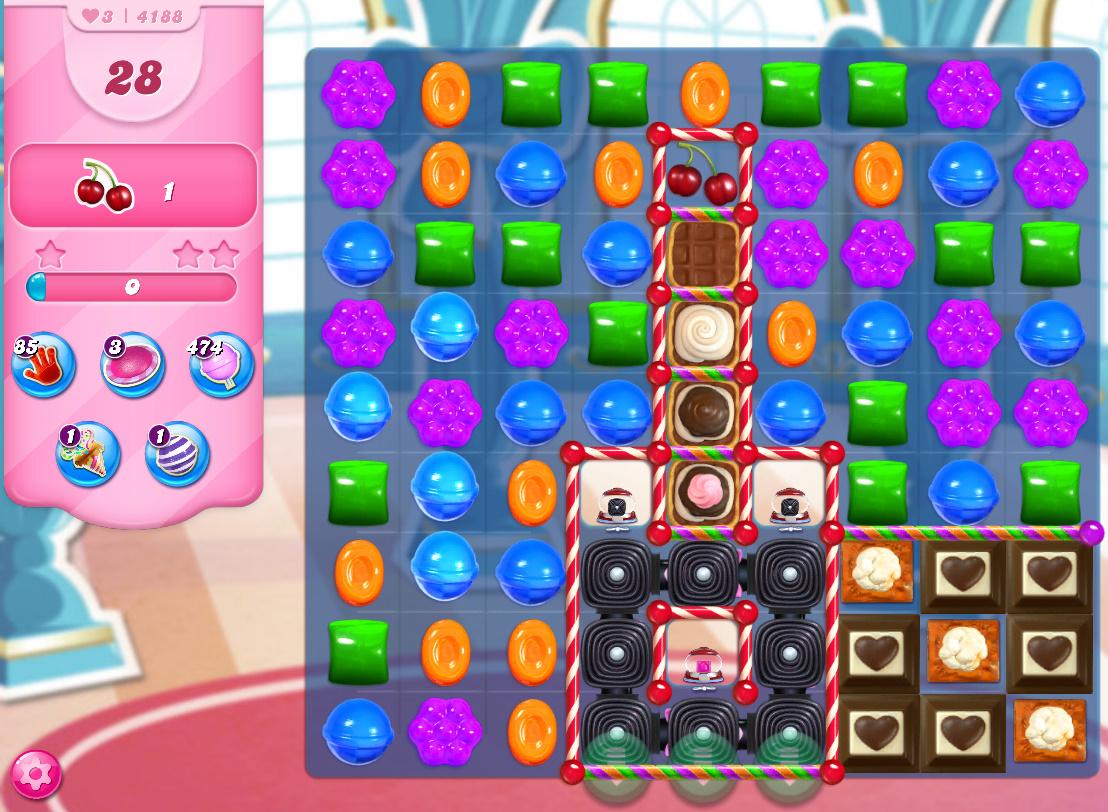 Candy Crush Saga level 4188