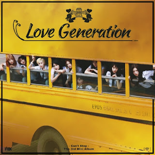DIA - LOVE GENERATION Albümü (Limitet Edition)