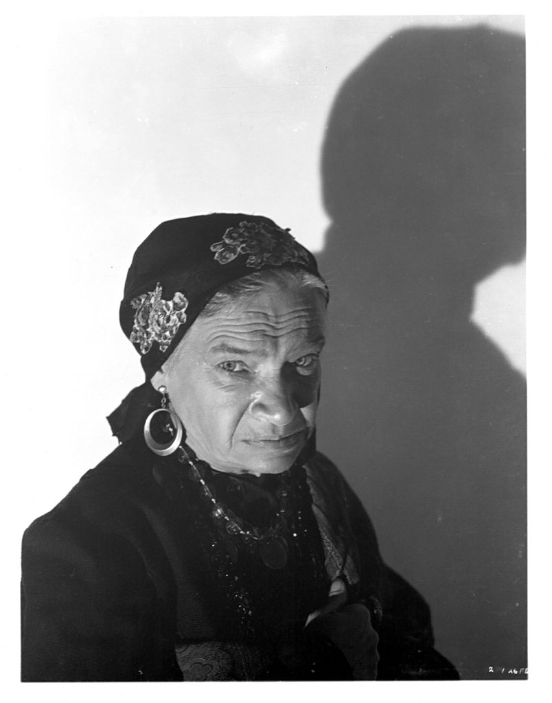 Image result for old gypsy woman in black