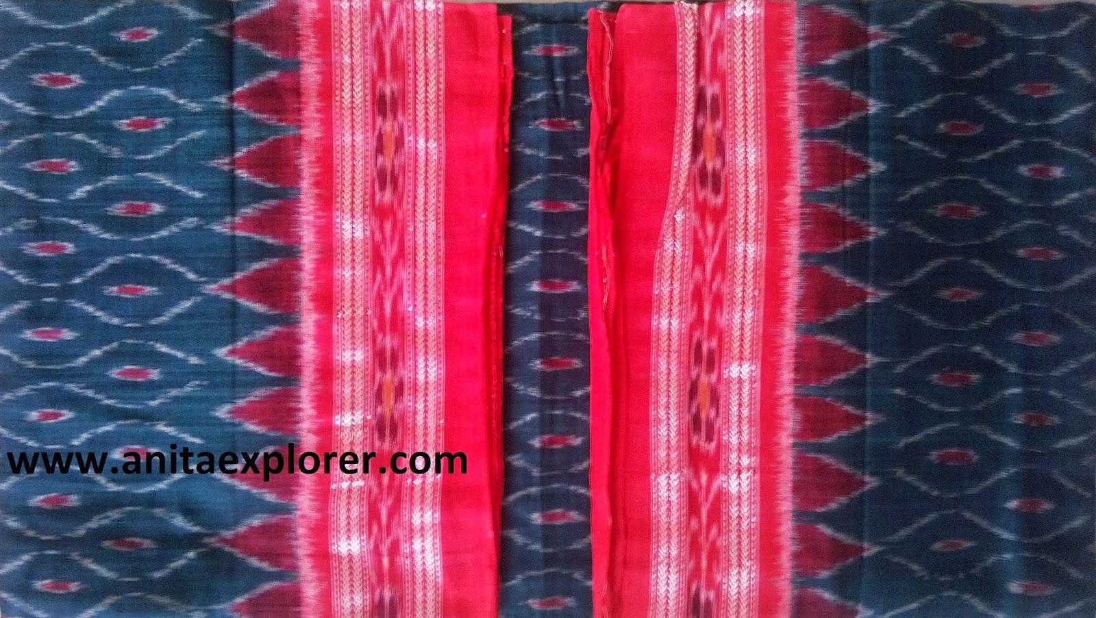 Odisha-Sambalpuri-Saree