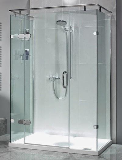 phòng tắm đứng
