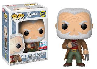 Pop! Marvel: Old Man Logan.