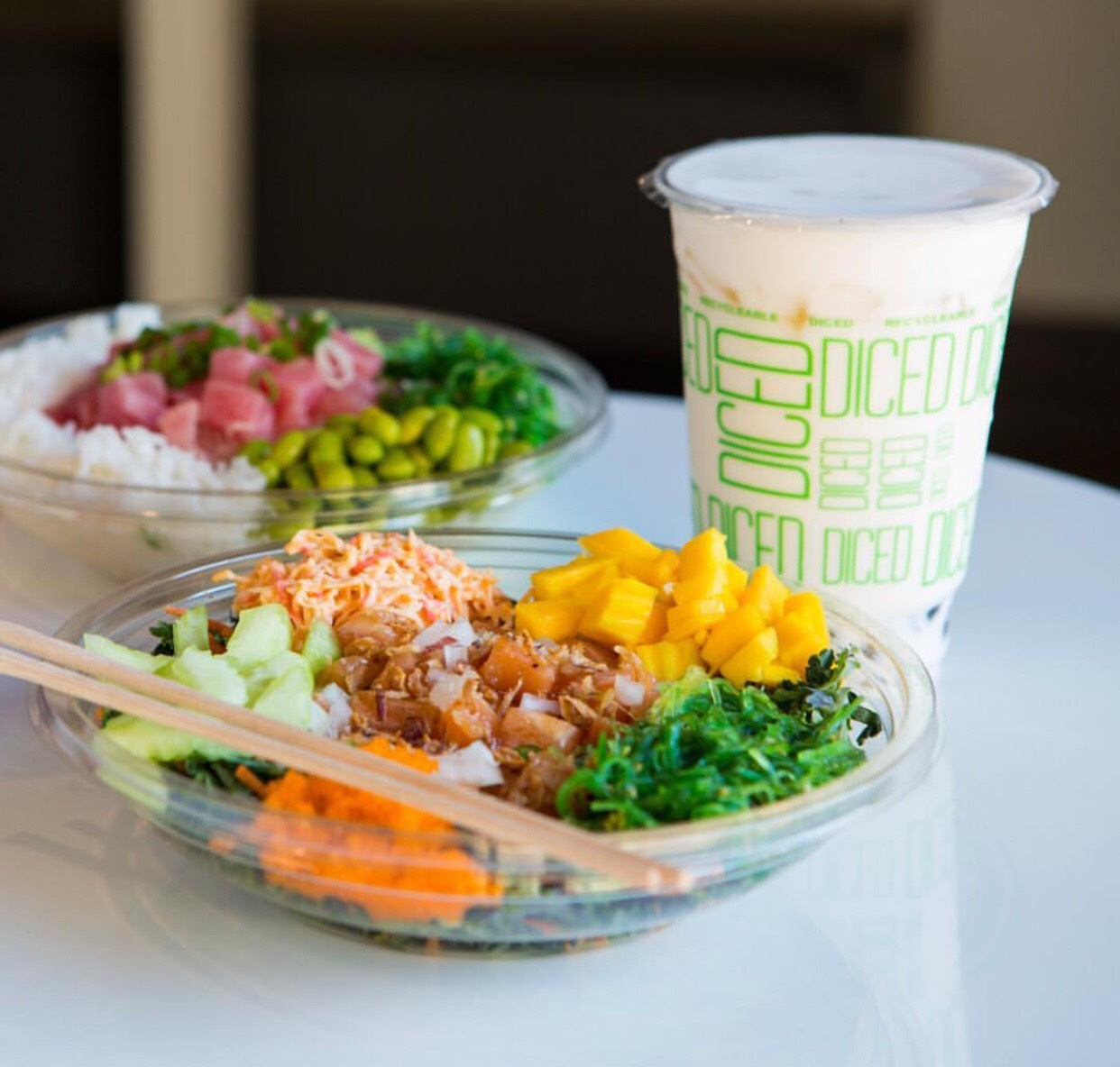 Dec. 20 - 23 | Dice Poke Opens In Fullerton - BOGO Free Deals and More!