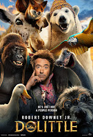 Dolittle (2020) Dual Audio [Hindi-Cleaned] 720p BluRay ESubs Download