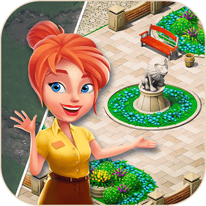 Family Zoo: The Story - VER. 2.0.9 Unlimited (Coins - Tickets - Materials) MOD APK