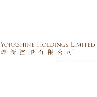 YORKSHINE HOLDINGS LIMITED (MR8.SI) @ SG investors.io