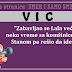 """VIC: """"Zabavljao se Lala već neko vreme sa komšinicom Stanom pa rešio da ide..."""""""