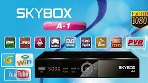 Review Kelebihan dan Kekurangan Receiver Skybox A-1 HD PowerVU Serta Spesifikasi Teknisnya