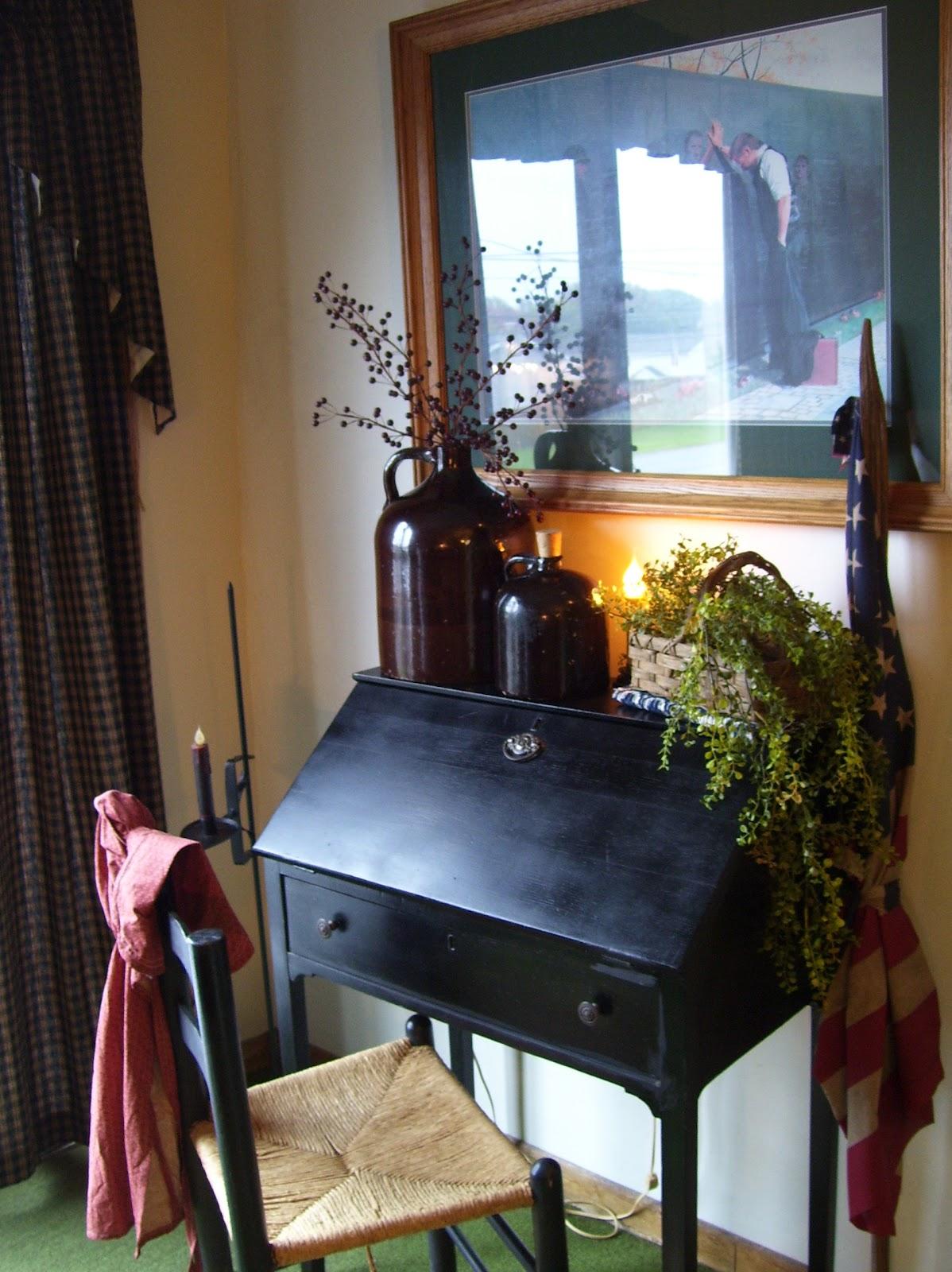 Kountry Porch Primitives Our Little Primitive