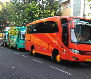 Sewa Bus Medium Jogja Seat 30