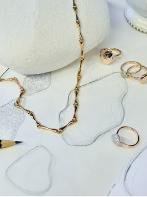 Discover the most elegant holiday jewellery - Nura Collection - Monica Vinader
