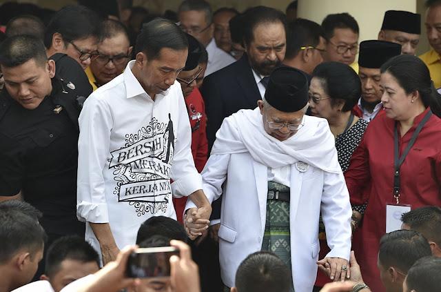 Pengamat Nilai Aneh Kelemahan Jokowi di Banten, padahal Tempat Lahir Ma'ruf Amin