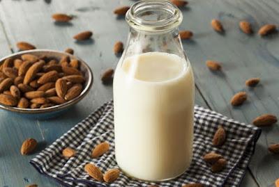 Manfaat Minum Susu Almond