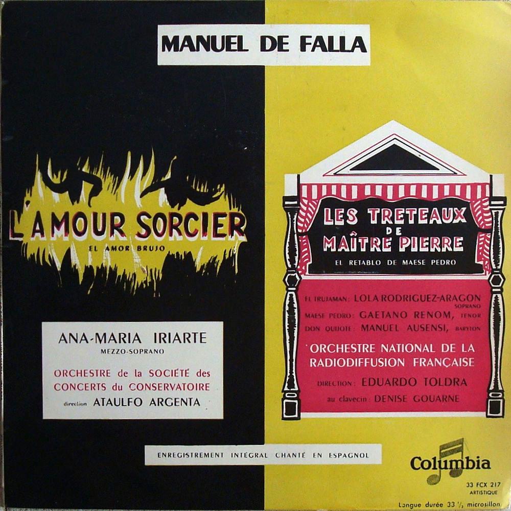Ataúlfo Argenta Ataulfo Argenta - Gran Orquesta Sinfónica Gran Orquesta Sinfonica Romanzas Y Duos De Zarzuelas