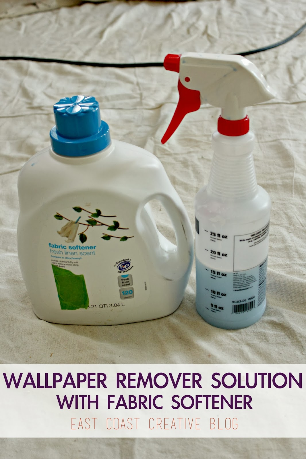How to Remove Wallpaper the Easy Way!