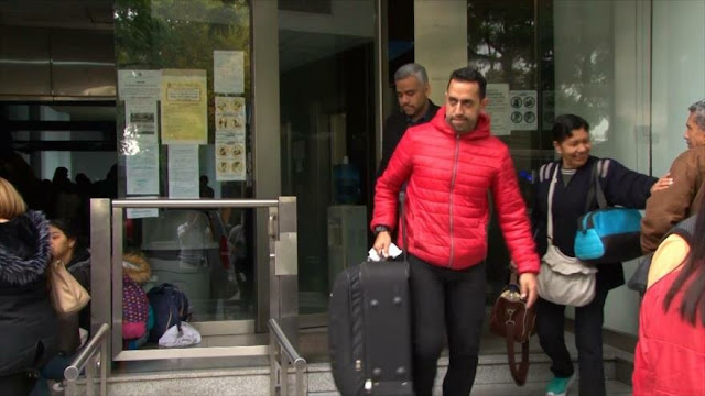 Mauricio Macri cancela permiso para avión humanitario venezolano