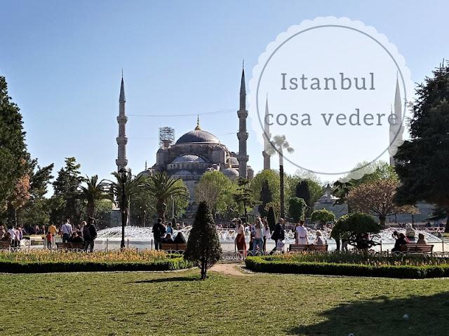 Cosa vedere nel centro storico di Istanbul: la moschea blu
