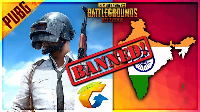 The Indian Government PUBG Mobile and 117 other Chinese Apps and games