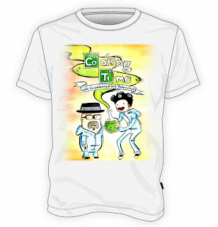 koszulka Breaking Bad