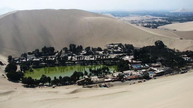 Oásis Huacachina – Peru