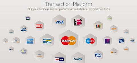 圖說: 荷蘭電商的主要支付方式,圖片來源: ICEPAY 網站截圖