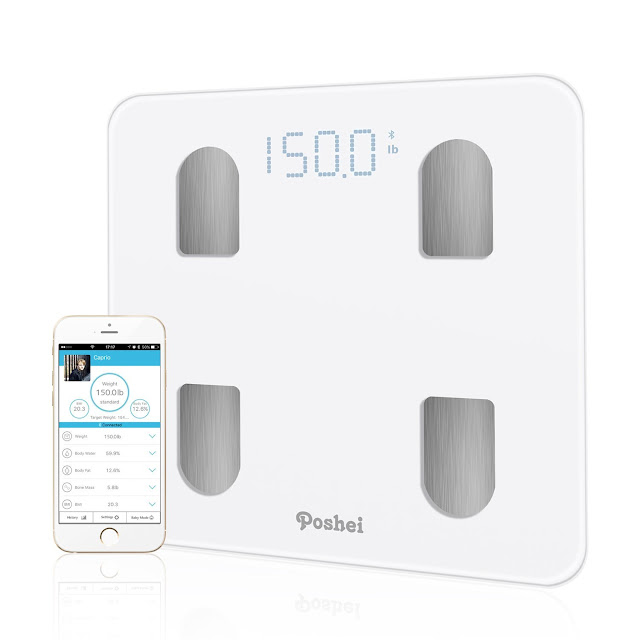 Amazon: Bluetooth Scale only $27 (reg $120) + Free Shipping!