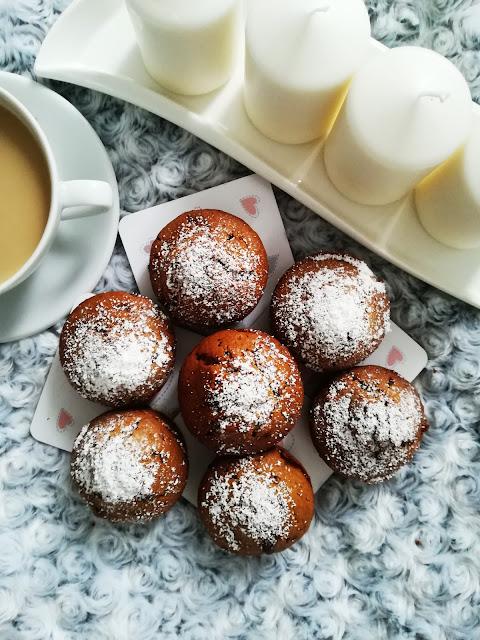 Babeczki/Muffinki czekoladowo - kawowe.
