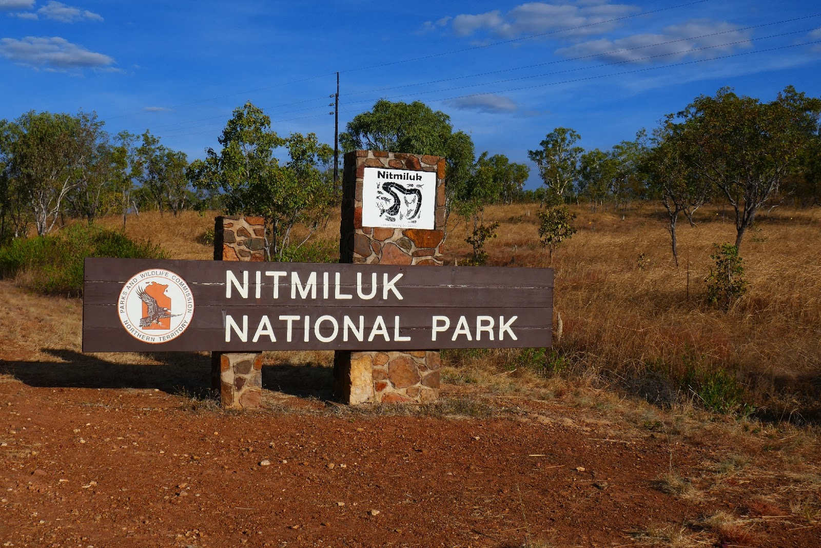 Manu & Tobi on tour...: Australien / Nitmiluk Nationalpark