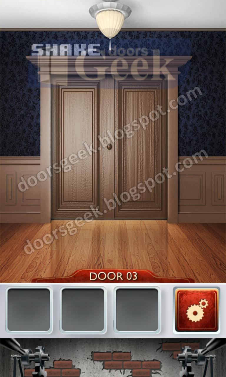 100 Doors 2 Level 3 Doors Geek