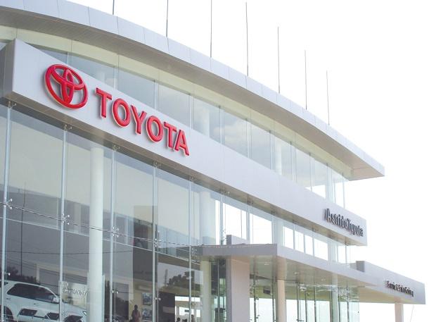 Astrido Toyota Bekasi, Alamat : Jl. Jend. Sudirman No 10, Bekasi