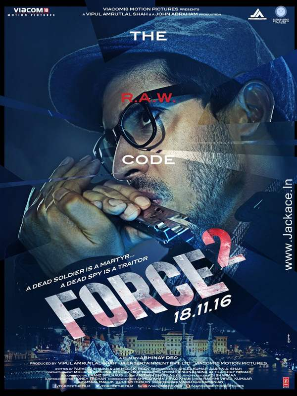 Force 2 First Look Poster 3
