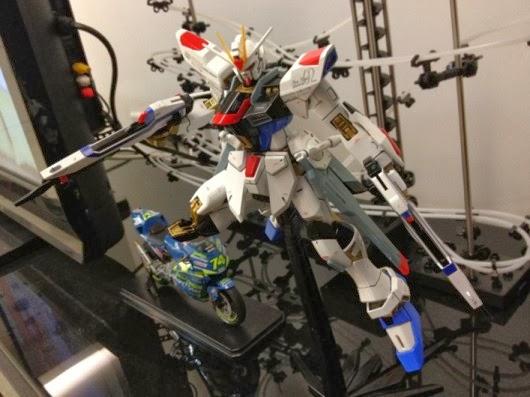 Build MG Strike Freedom Gundam cheaply | Just another Fullat blog