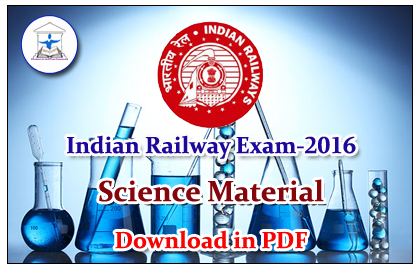 RRB GK Essentials- 100 Important Science Questions- Download in PDF